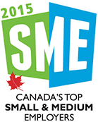 Canadian Top Small & Medium Employers 2015